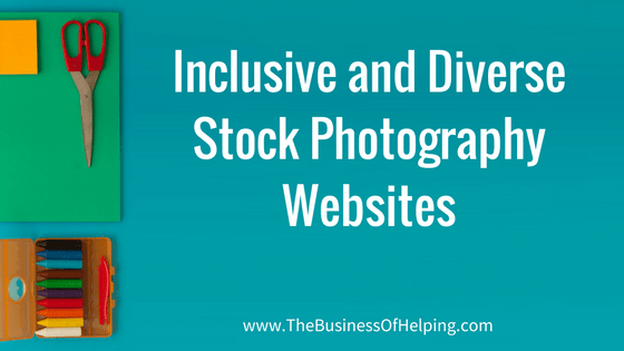 Inclusive and Diverse Stock Photography Sites